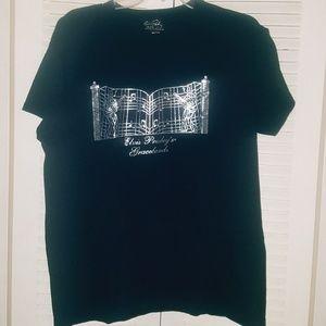 VINTAGE Elvis Presley Graceland shirt size large